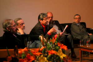 Evento Natalio Hernández