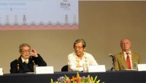 Homenaje Natalio Hernández