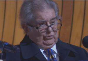 Homenaje Miguel León Portilla