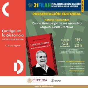 Presentacion editorial Natalio Hernandez