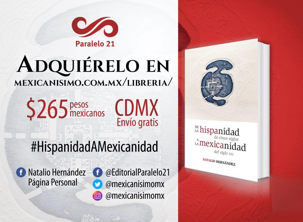 Libro Natalio Hernández