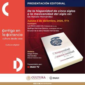 Presentación editorial Natalio Hernández