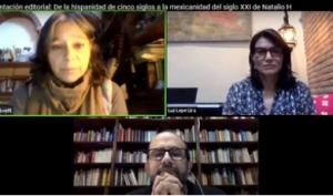 Presentaciones editoriales Natalio Hernández
